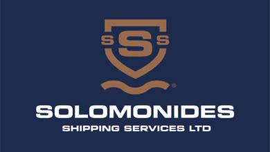 Solomonides Shipping Logo